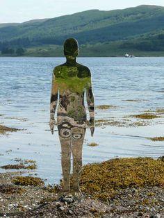 Rob Mulholland by Jan Patience: Journalist, PR & Art Lover: Caol Ruadh Sculpture Park in Argyll