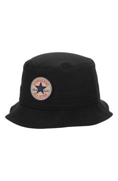 d2f96e0c0d101 CONVERSE  Classic  Bucket Hat.  converse   Hats For Big Heads