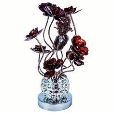 Lampe design et pratique ATMOSPHER est une lampe de table modulable. Elle éclaire élégamment avec ses tiges terminées par de magnifiques fleurs lumineuses. Retrouvez la sur techneb.com avec bien d'autres meubles design. #luminaire #techneb #decoration #design #meuble #fleur
