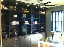 Custom Office Bookcase Designed By Rustin Higbee At California Closets In  Denver, CO