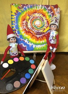 New Ideas for Elf on the Shelf - Christmas Tips The Elf, Elf On The Shelf, Christmas Traditions, Over The Years, Bubbles, Shelves, Holiday Decor, Fun, Kids