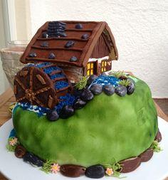 Torte alte Mühle
