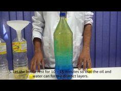 Experimentos para niños: el mar en una botella - PequeOcio