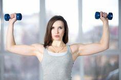 9 exercícios para afinar os braços