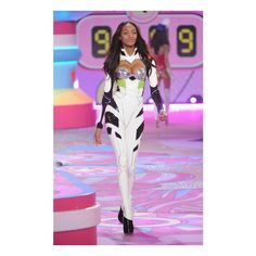 The 2012 Victoria's Secret Fashion Show Unveiled ❤ liked on Polyvore