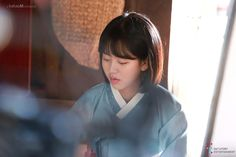 Kim Sohyun, Cute Korean, Korean Women, Riding Helmets, Women Wear, Ruffle Blouse, Actresses, Lady, How To Wear
