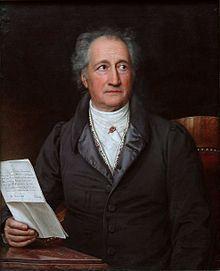 Johann Wolfgang von Goethe [1749 - 1832]