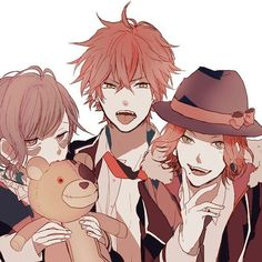 Pinterest ❤ liked on Polyvore featuring anime and diabolik lovers