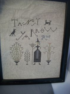 Our Pioneer Homestead: Tansy Yarrow/ Primitive Fall Decor~