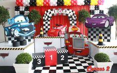 Carros 2 - Muita Festa Decorações