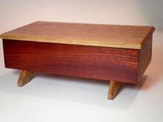 $29.00 Red Oak jewlery box