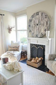 Rustic Apartment Inspiration   Serelo #SearchRentLove