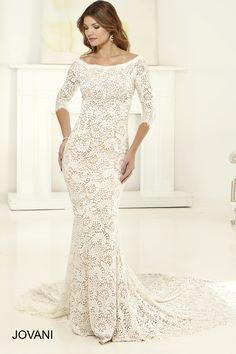 Jovani Bridal JB26344  http://www.jovani.com/wedding-dresses/jb26344