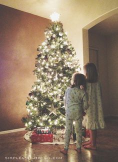 Tips for Taking Beautiful Christmas Tree Photos