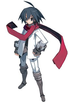 Almaz from Disgaea 3: Absence of Justice