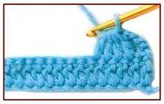 Materiales gráficos Gaby: Técnicas en crochet y 2 agujas