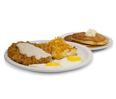 The worst restaurant meals in America!  #1. IHOP Country Fried Steak and Eggs!