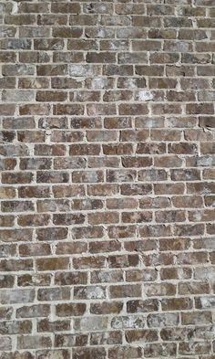 Mortar Over Edges Of Brick Makes Brick Look Old Called Overgrout Joint Home