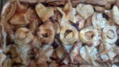 Thankful for a wonderful apple pie!