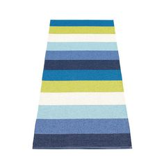 Tapis Pappelina MOLLY - tapis long - blue