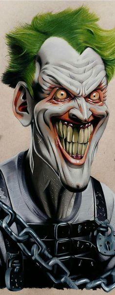 Joker - #bburguenoart