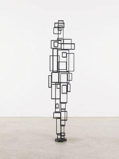 Скульптура Энтони Гормли
