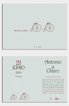 En bici hasta el infinito