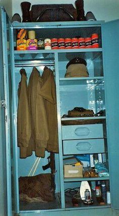 Inspection locker.. NOT!