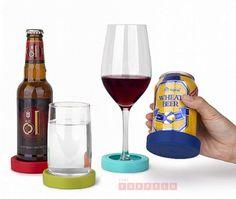 Grand Candy Novelty Vodka Bière Boissons Mat Coaster Funny bon cadeau