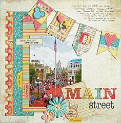 Main Street - Scrapbook.com