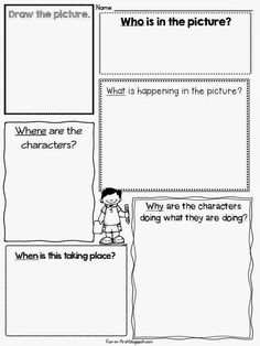 Fun in First Grade: Picture Perfect Narrative Writing