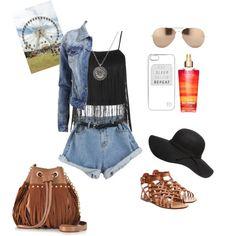 Coachella #style#coachellastyle#yihaa by pinkaime on Polyvore featuring polyvore, fashion, style, VILA, Topshop, Valentino, Diane Von Furstenberg, Dorothy Perkins, Linda Farrow and River Island