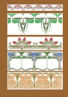 Art Nouveau design | ... Design. They specialise in Art Nouveau and Art Deco decorative pieces
