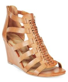 American Rag Amelia Woven Wedge Sandals, Only at Macy's | macys.com