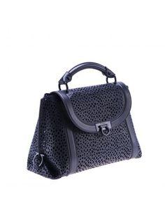 Best price on the market at italist.com Salvatore Ferragamo BLACK BAGS. 536a919d1a127