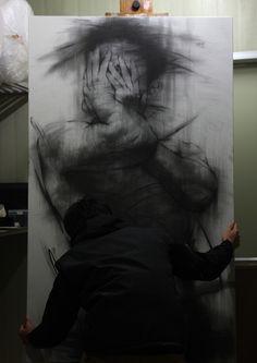 Artist KwangHo Shin   Posted by devidsketchbook.com