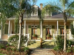 """A one of a kind! Found it in Southern Living - """"Creole Plantation"""" on Esplanade - who knew?"""
