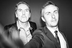 Olli Schulz & Jan Böhmermann im FAZ-Interview
