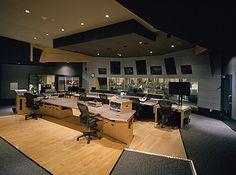 Audio Recording Studio <3