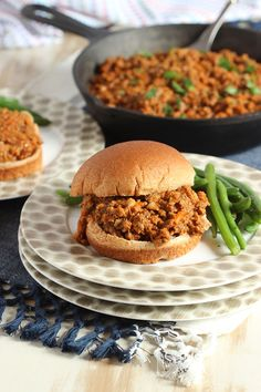 The Highest Three Chicory Espresso Manufacturers - Include A Novel Taste On Your Cup Of Joe Loaded With A Boatload Of Hidden Vegetables, This Sloppy Joe Recipe Is The Healthiest And Tastiest Ever Made. Best Sloppy Joe Recipe Ever, Sloppy Joes Recipe, Slow Cooker Recipes, Beef Recipes, Cooking Recipes, Healthy Recipes, Healthy Eats, Easy Recipes, Cooking