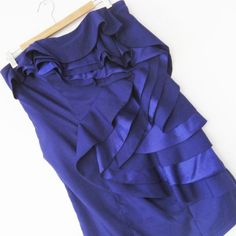 Sukienka gorsetowa falbany Lipsy r.42