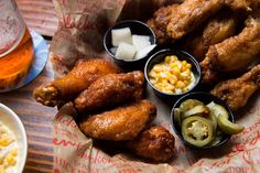 Mad for Chicken Northern Boulevard Street), Fried chicken Korean Dishes, Korean Food, Ny Food, Korean Fried Chicken, Food Places, Food Reviews, Critic, Restaurant Recipes, Wells