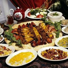 Persian food... is the best food :)
