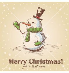 hand drawn christmas cards - Google Search