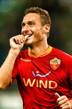 Francesco Totti il capitano - AS Roma