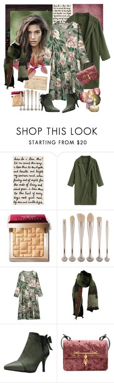"""Lovely Afternoon Walk"" by carola-corana ❤ liked on Polyvore featuring PBteen, Bobbi Brown Cosmetics and zaful"