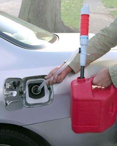 Amazon.com: Transfer Pump Liquid Battery Operated Siphon Gas Oil Fish Tank Aquarium Water Fuel Oil Drains Automotive Accessories - House Deals: Automotive