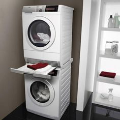 """Check out our internet site for additional info on """"laundry room stackable washer and dryer"""". It is an excellent area to get more information. Pantry Laundry Room, Laundry Room Remodel, Laundry Room Cabinets, Small Laundry Rooms, Laundry Room Organization, Laundry Room Design, Kitchen Cabinets, Laundry Solutions, Laundry Dryer"""