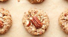 Tahini Granola Breakfast Cookies Recipe