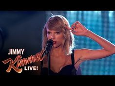 """Taylor Swift Performs """"Out of the Woods"""""""